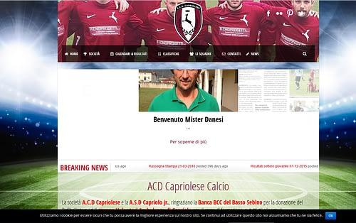 Capriolese Calcio